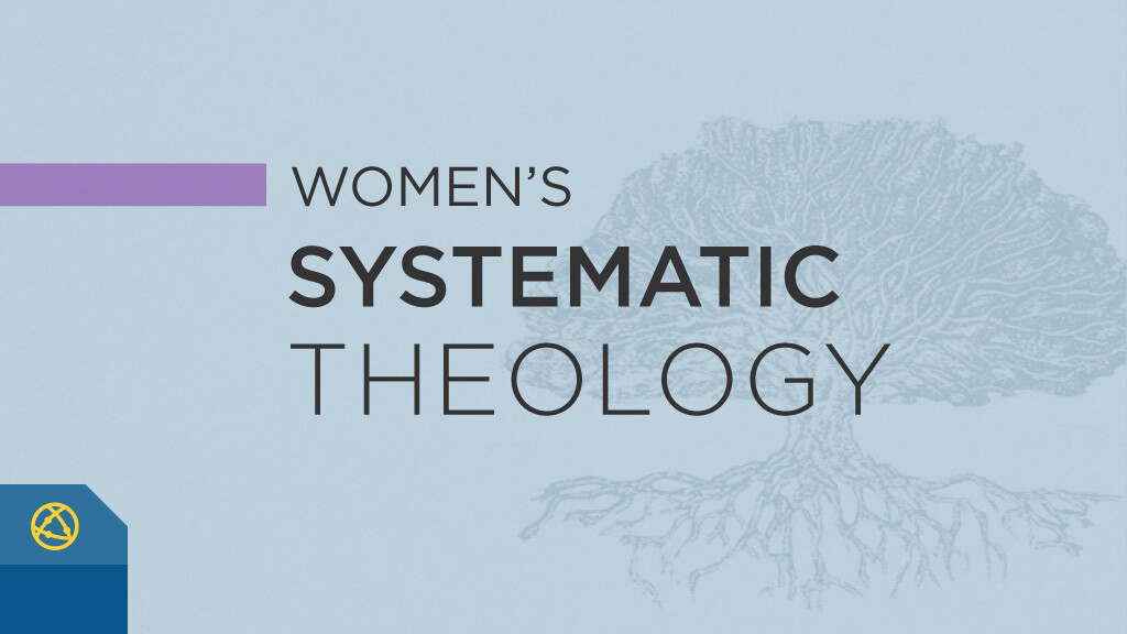 Women's Systematic Theology Class