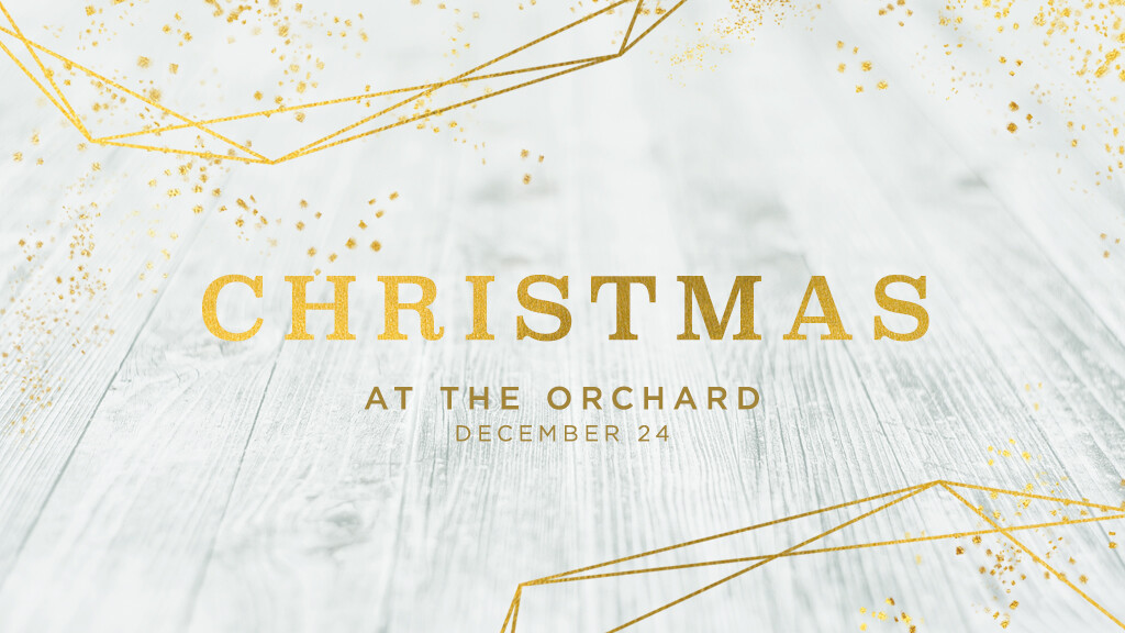Christmas at The Orchard